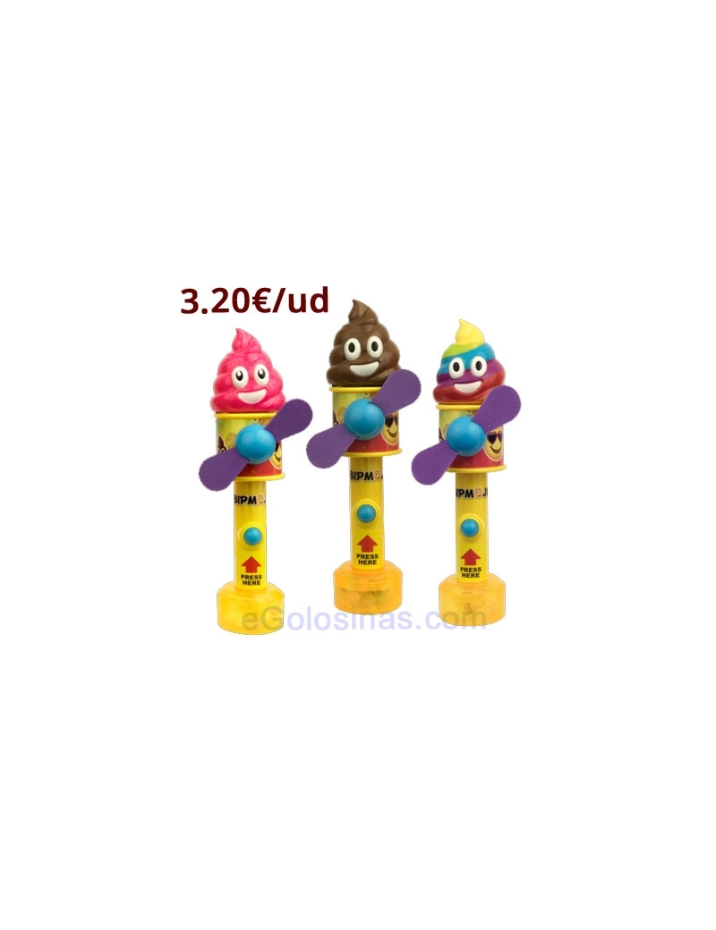 VENTILADOR EMOJIS COOL FAN 12uds