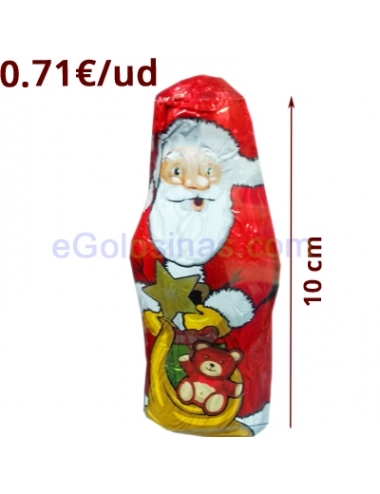 PAPA NOEL CHOCOLATE 14uds Interdulces