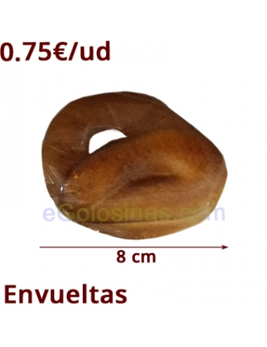 Caquitas de Chocolate 100uds