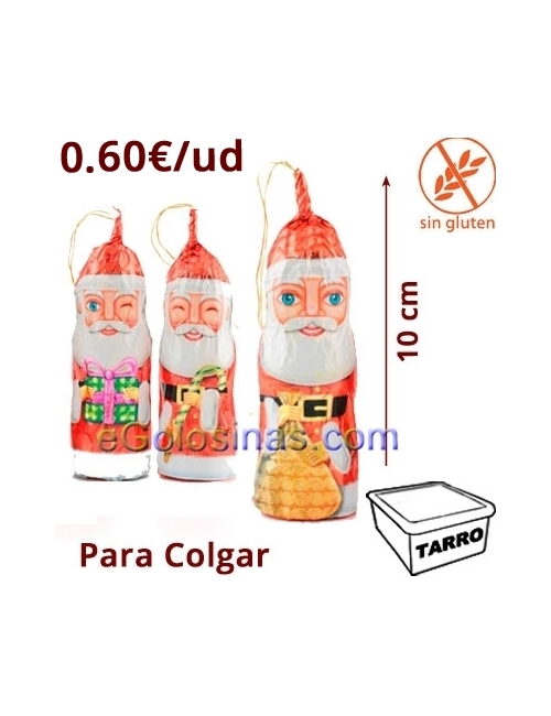 PAPA NOEL CHOCOLATE 20uds
