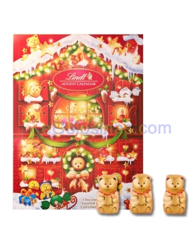 CALENDARIO CHOCOLATE LINDT