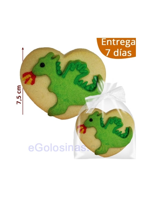 GALLETAS DRAGON SANT JORDI