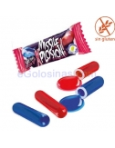CHICLE MISSILE XPLOSION 200uds FINI
