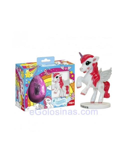 SET REGALO UNICORNIO HUEVO CHOCOLATE