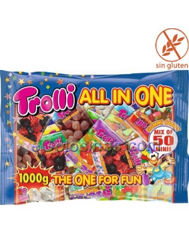 ALL IN ONE de TROLLI...