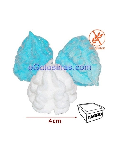 GOLMALLOWS FROZEN 100uds GOLMASA