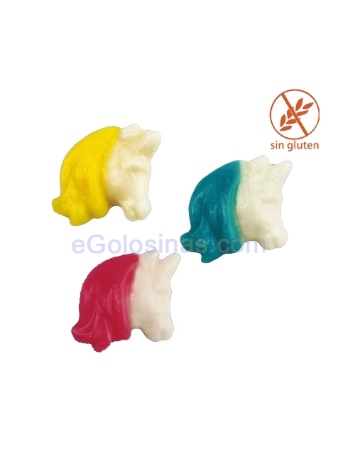 UNICORNIOS COLORES 1kg JAKE