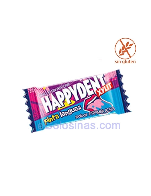 MINI HAPPYDENT PINTALENGUAS 200uds