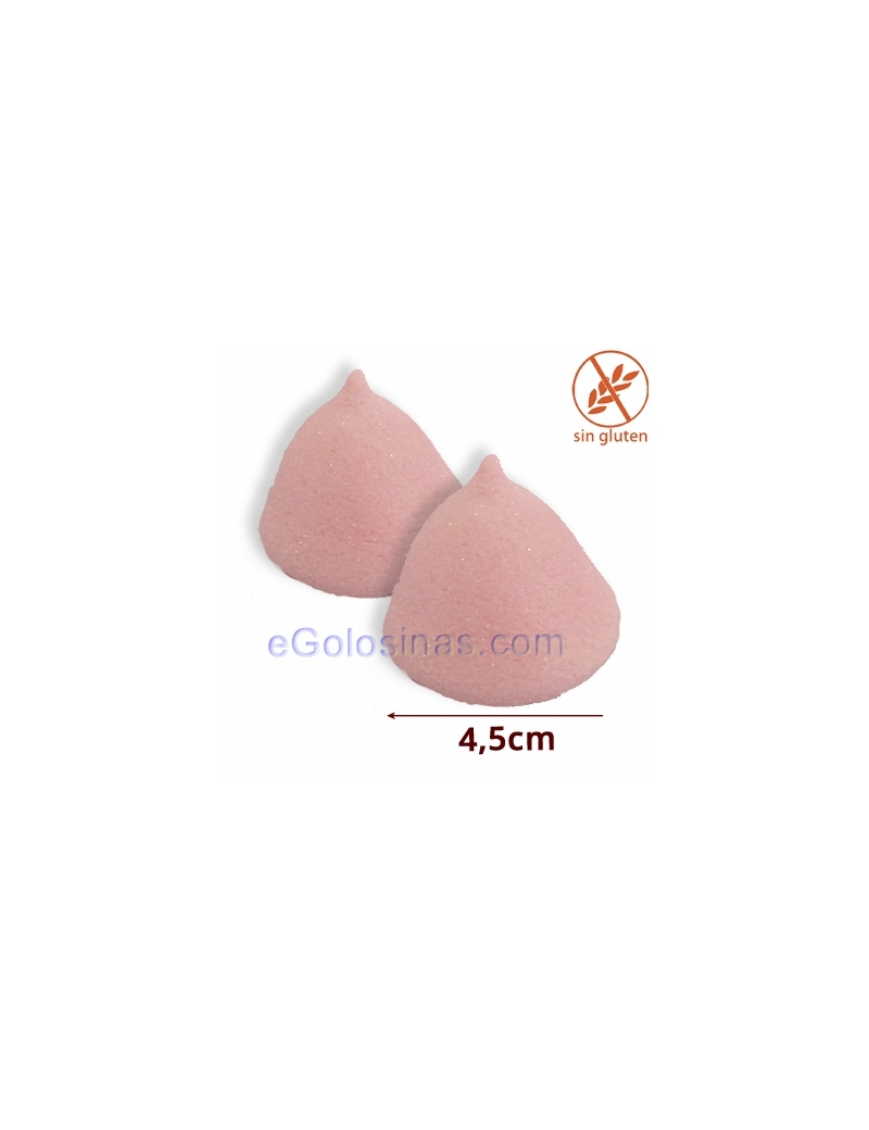 NUBES TOP MALLOWS ROSA PALIDO 100uds