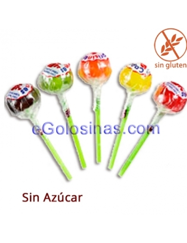 CHUPA CAPRISIN Sin Azúcar 50uds Intervan