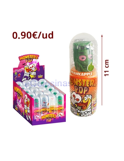 MONSTER POP HALLOWEEN 20 uni PVP 1 Euro CFV