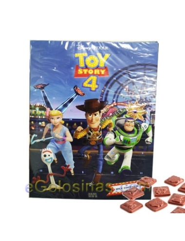 CALENDARIO ADVIENTO TOY STORY 4 65gr