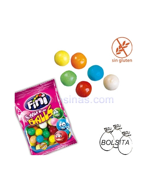 Chicles Bolos 12uds 100gr FINI