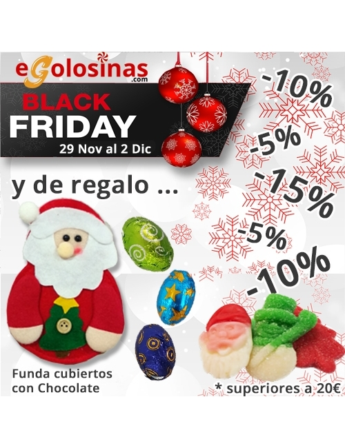 FUNDA CUBIERTOS REGALO BLACKFRIDAY 2019