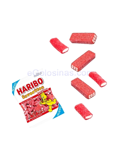 FAVORITOS RED MIX PICA 18 bolsitas de 90gr HARIBO