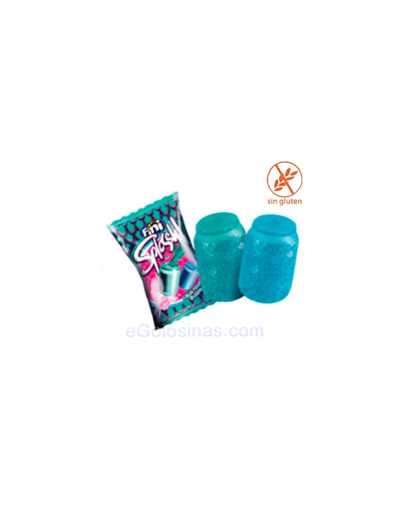 CHICLE SPLASH RELLENO 200uds FINI