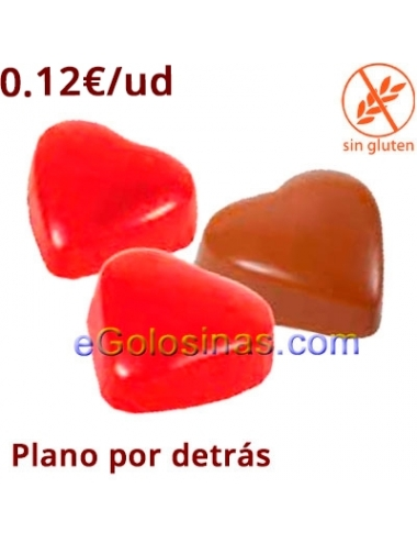CORAZON LATIDO CHOCOLATE 1,5kg FRIDUL
