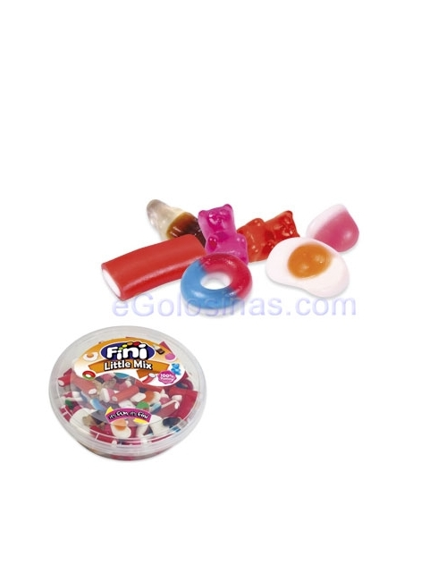 TARRO CHUCHES FINI 500gr MINI MIX BRILLO