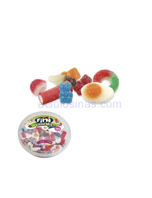 TARRO CHUCHES FINI 500gr MINI MIX PICA