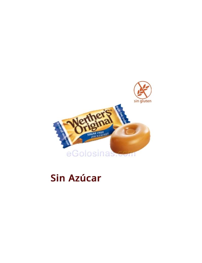 WERTHER'S ORIGINAL SIN AZUCAR 1Kg (300uds aprox)