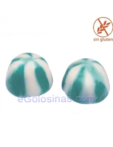 BESITOS TWIST AZULES 1Kg DAMEL  para comprar en Chuches Online