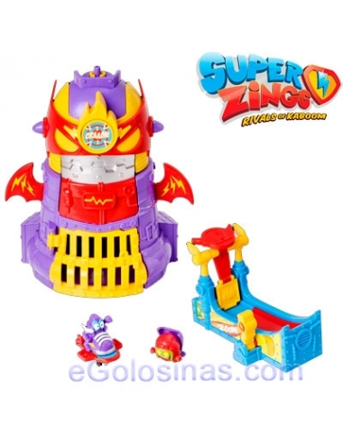 SUPERZINGS POWER TOWER ASSAULT 1ud