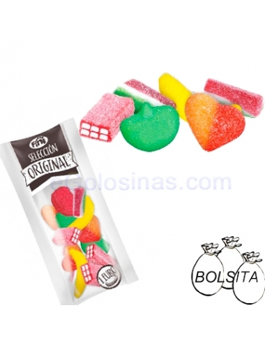 12 BOLSITAS ARTESANA PARTY MIX 90gr de FINI