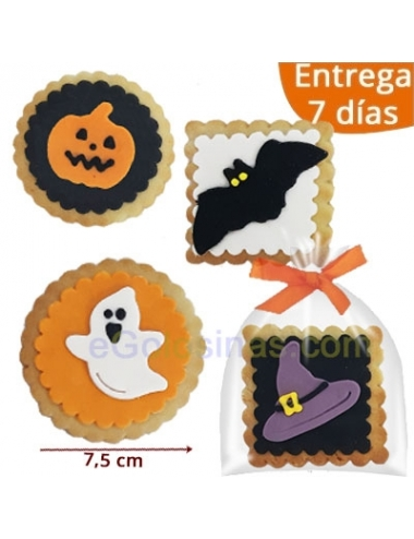 GALLETAS HALLOWEEN SURTIDAS