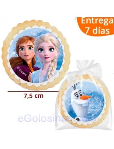 GALLETAS FROZEN SURTIDAS