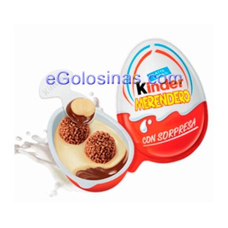 huevos sorpresa de chocolate Joy