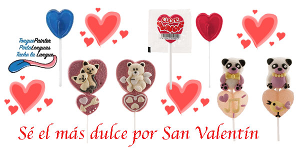 piruletas de San Valentín banner