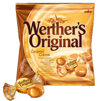 Werthers Original cremoso