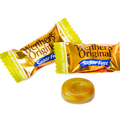 Werthers Original manzana