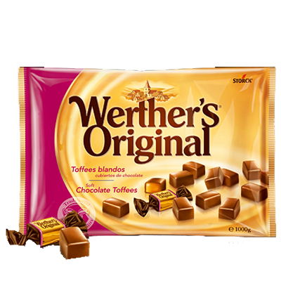 Werthers Original toffees